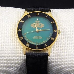 Men's Rovada Claddagh Watch. Pre-owned.